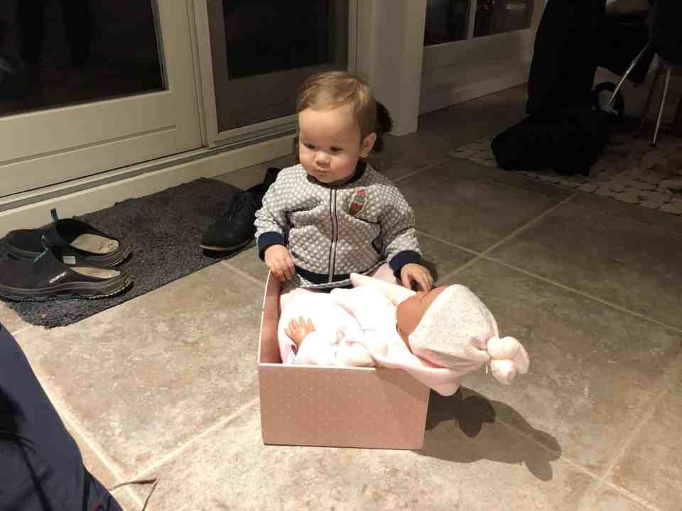 1 års fødselsdag - to fejringer på EN uge
