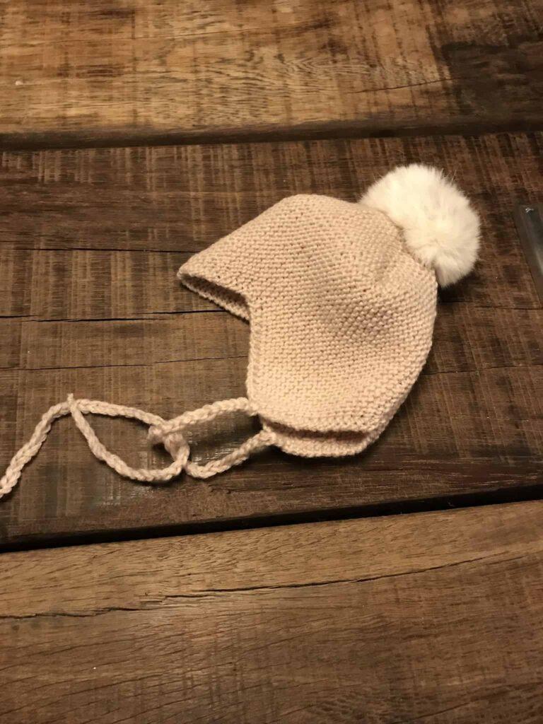 Endelig fik jeg strikket noget færdigt!!