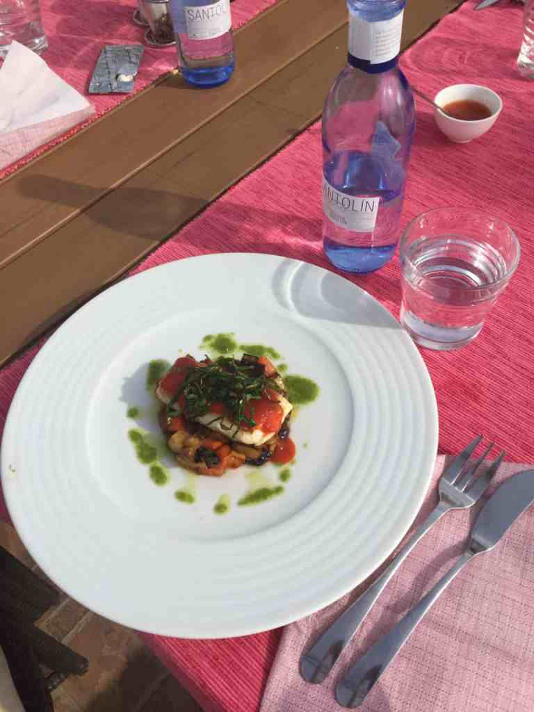"""O S H U N"" - fantastisk Frigiliana restaurant"