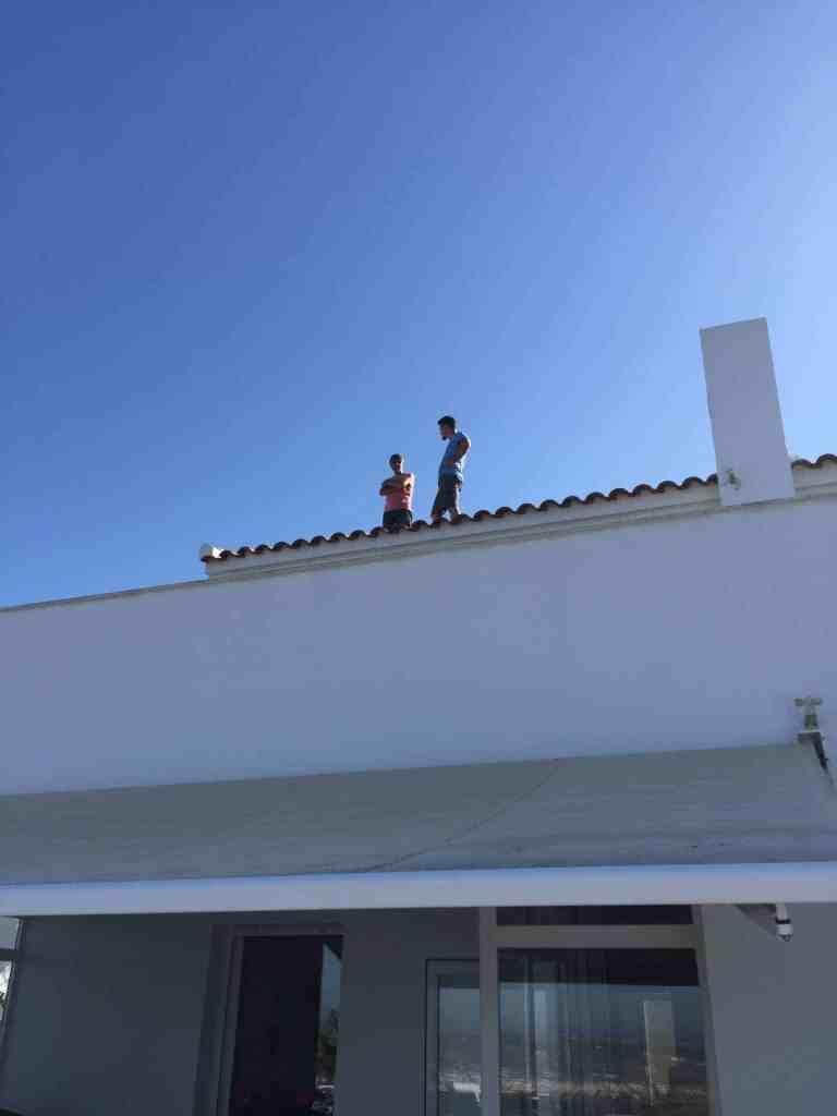 Noget om solvarmeanlæg og sikkerhed