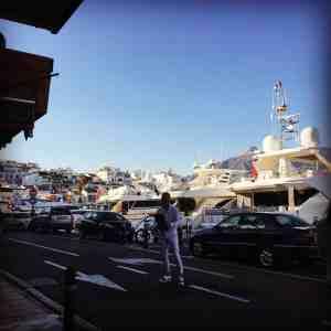 På tur til Sotogrande og Puerto Banus