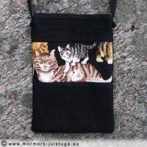 Väska med söta katter - VASK-001
