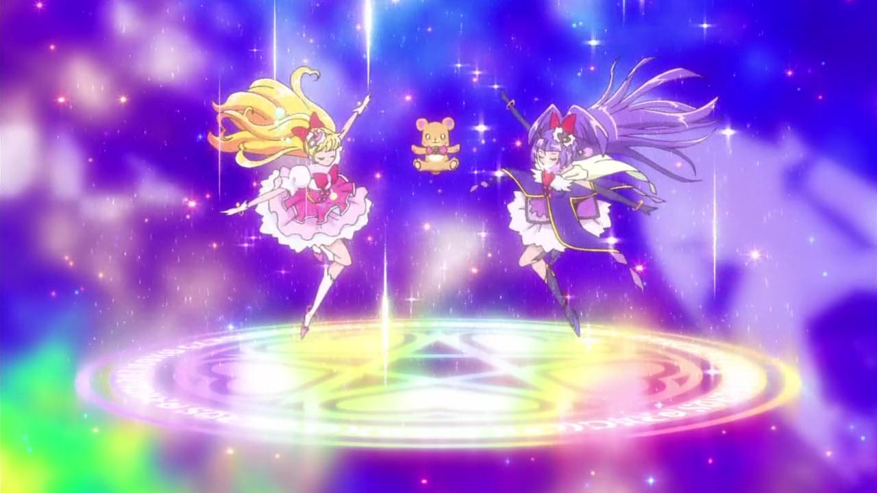 Maho Girls Precure, Teddy Bears, and the Constellation Ursa Major