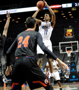 South Shore's Femi Odukale Helped Lead the Vikings to Their First-Ever PSAL AA Basketball Title