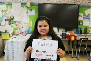Use the DOE's Official Thank You Tool to Send Your Teacher a Personalized Note!