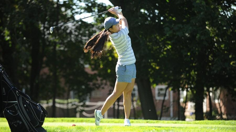 Rebecca Chan Won the 2017–18 PSAL Girls Golf Individual Championship