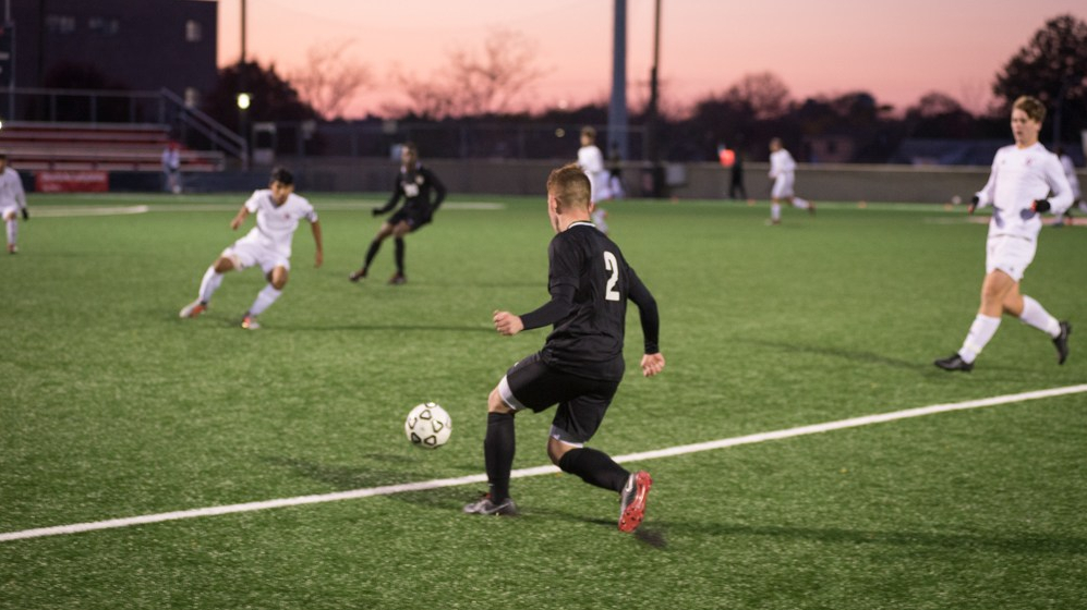 Soccer Boys Varsity A Division - MLK Jr vs Curtis - Belson Stadi