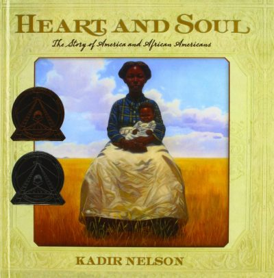 "Cover of the book, ""Heart and Soul: The Story of America and African Americans"""
