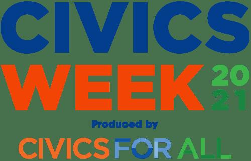 Civics Week 2021 Banner