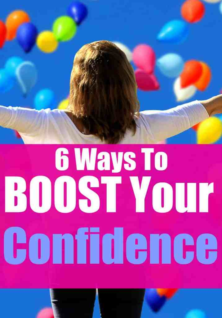 Your level of confidence impacts all areas of life.  Here are 6 of my top tips to boost your confidence.
