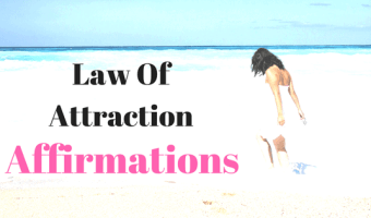 10 Powerful Law of Attraction Affirmations with Beautiful Images