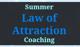Summer Law of Attraction Coaching