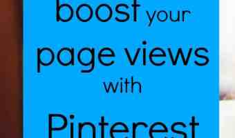 How to seriously boost your page views with Pinterest