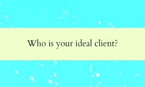 How to attract your ideal clients using the law of attraction.