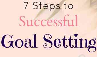 7 Steps to successful goal setting