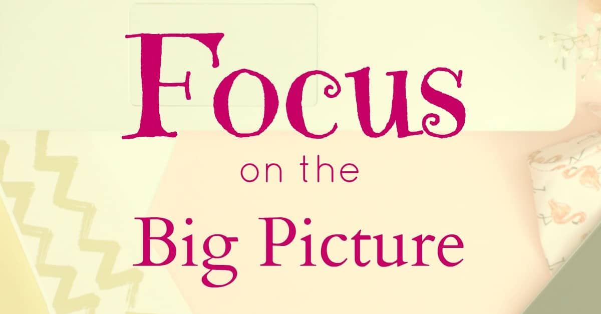 Focus on the big picture. We all have off days and it's okay as long as it's not happening to frequently. Stay focused on what you've achieved long-term.