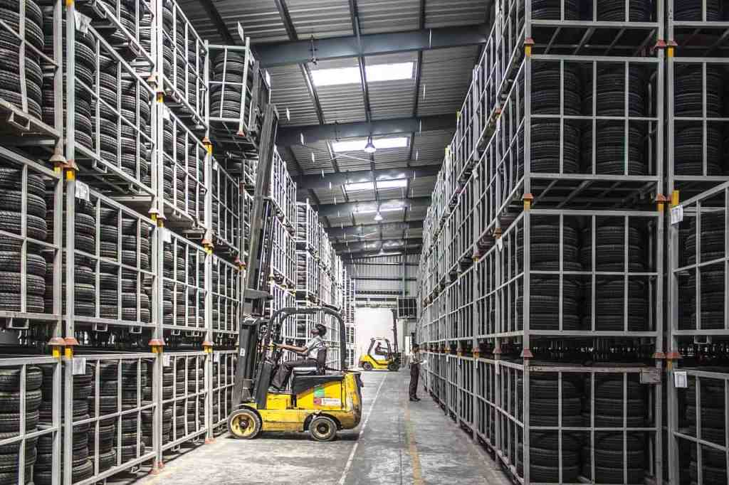 Organise Your Warehouse This Week