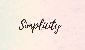 5 ways to simplify your life and business