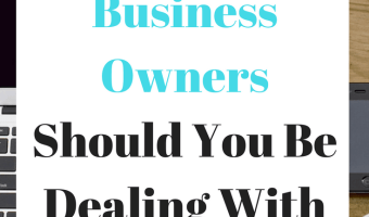 Should You Be Dealing With That?