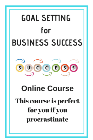 Business Goal Setting course for success - Online course