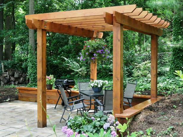 I Love These Pergola Plans. The First Is Because It Is Gorgeous, Which Most  Pergolas Are.