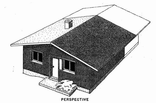 LSUAG cabin plans