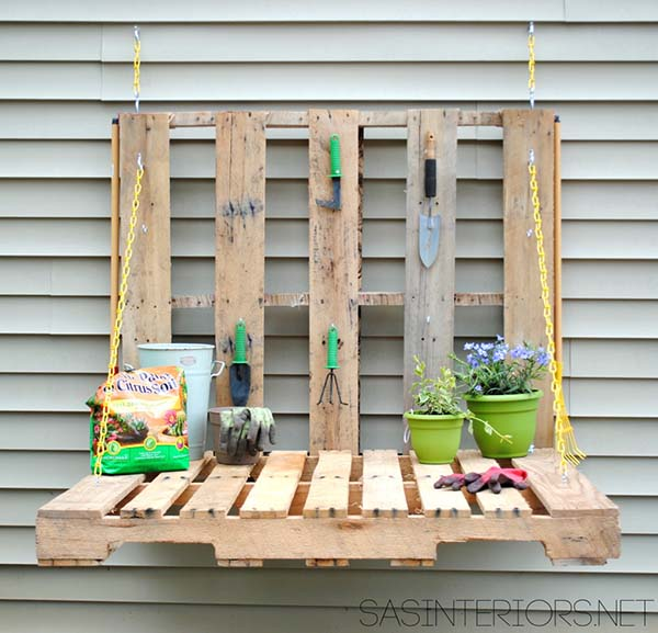 Murphy Planting Station Pallet
