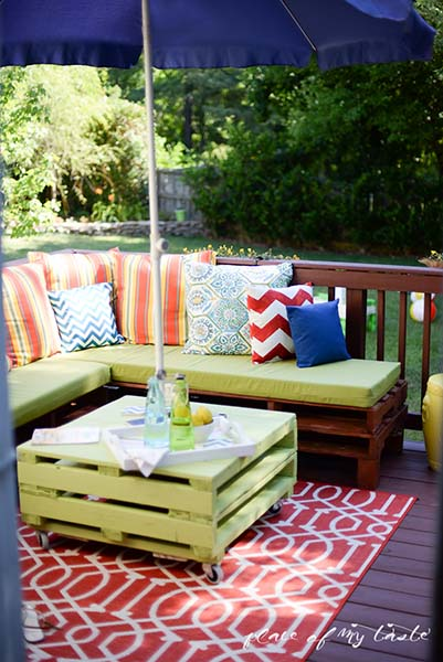 Pallet Patio Couch 122 awesome diy pallet projects and ideas (furniture and garden)