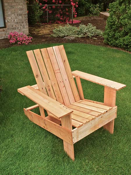 this site has broken down building an adirondack chair into 8 simple steps donu0027t you love that it seems when things get broken