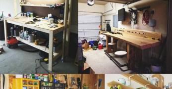 49 Free DIY Workbench Plans & Ideas to Kickstart Your Woodworking Journey