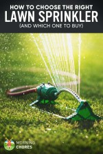 8 Best Sprinkler for Lawn and Garden – Reviews & Buying Guide