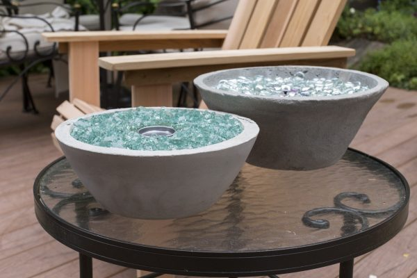This Fire Pit Is A Little More Extensive. You Actually Make The Bowl That  Everything Sits Inside Of. So It Will Take A Little Longer To Make But By  The ...