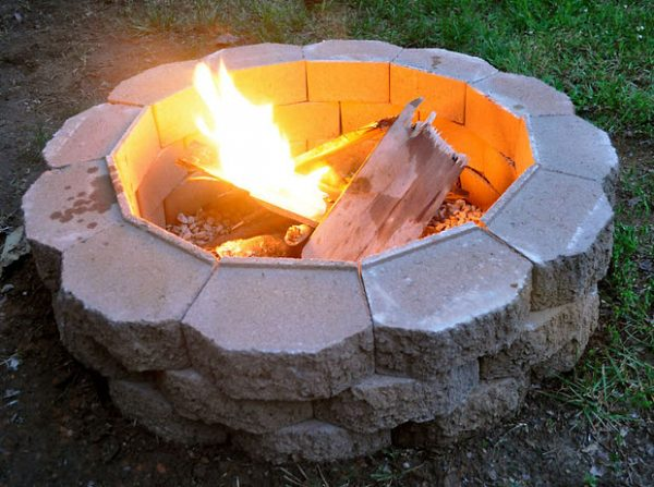 Fire Pit Designs 57 inspiring diy outdoor fire pit ideas to make s'mores with your