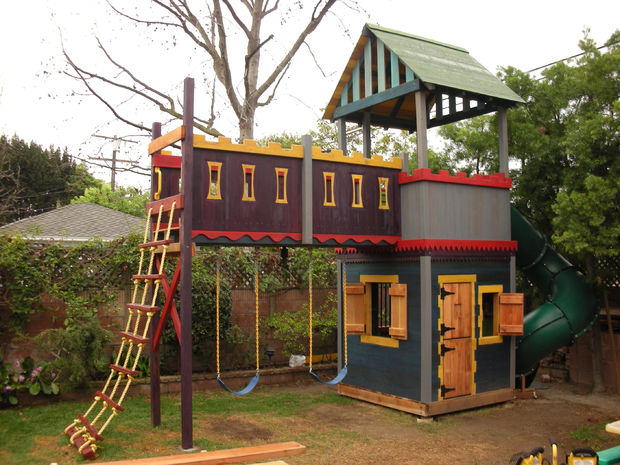 31 Free Diy Playhouse Plans To Build For Your Kids 39 Secret