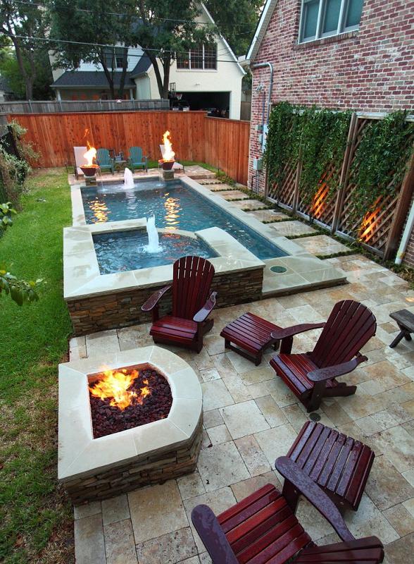 30 Small Backyard Ideas That Will Make Your Backyard Look Big on Large Backyard Design id=34239