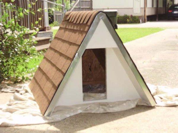 a-frame-dog-house