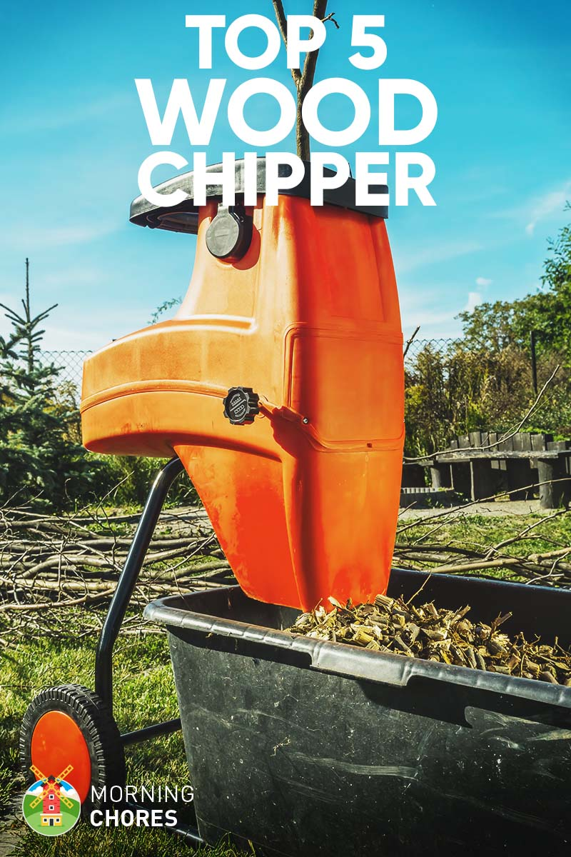 Best Garden Chipper