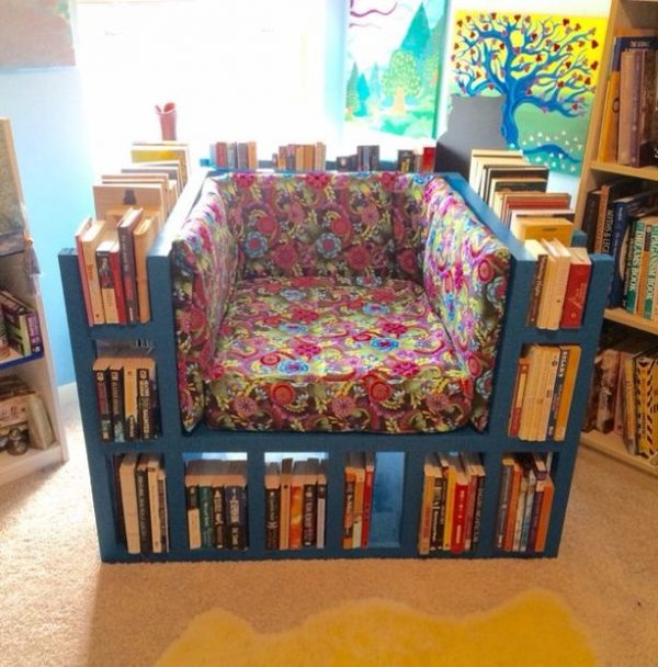 49. The Book Shelf Chair