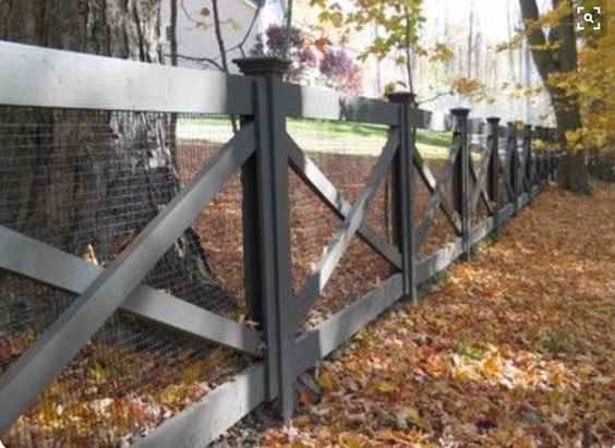 27 cheap diy fence ideas for your garden privacy or for Cheapest type of home to build
