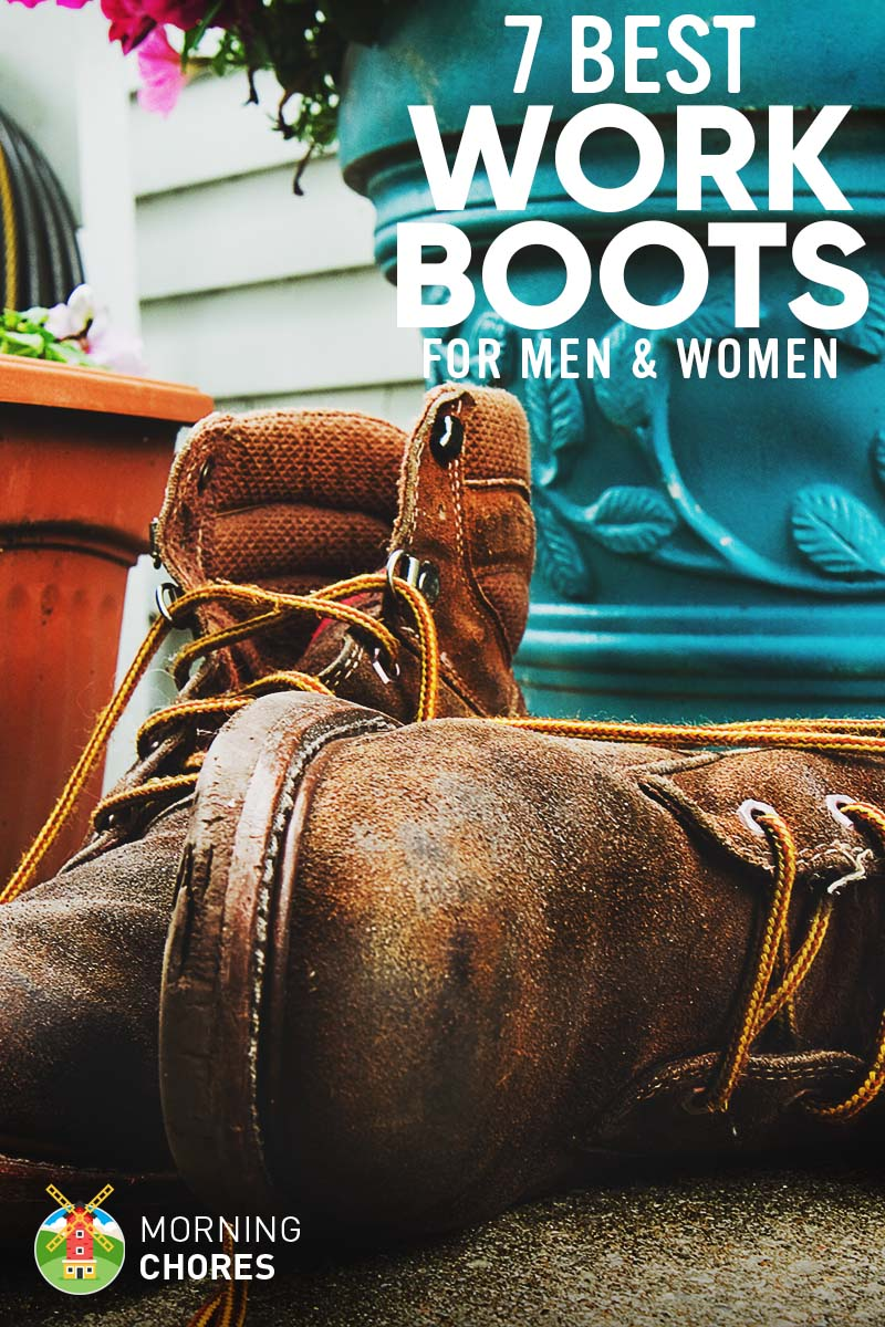 7 Best Work Boots for Men and Women: 2017 Reviews & Comparisons