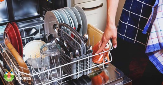 How to Clean A Dishwasher in 5 Quick and Easy Steps