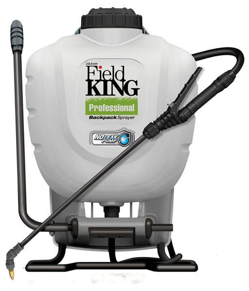 Field King Professional No Leak Pump Backpack Sprayer