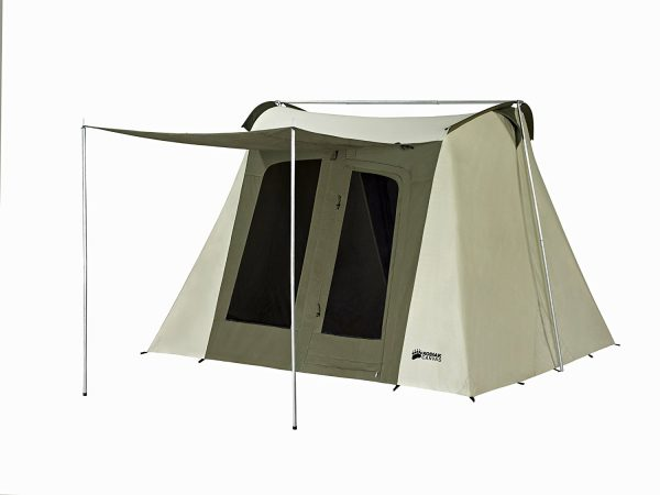 Kodiak Canvas Flex-Bow Deluxe Canvas Tent  sc 1 st  MorningChores & 6 Best Camping Tents That are Durable Spacious and Easy to Set-up