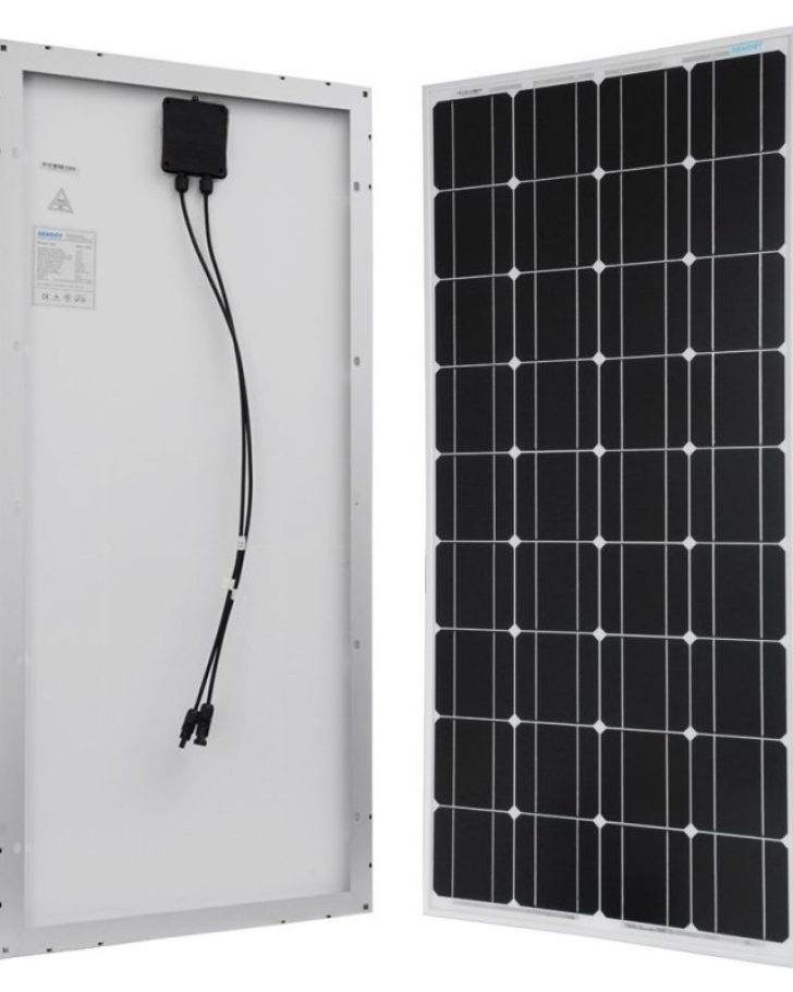 Best Solar Panels For Clean Energy Use At Home Or While Camping - Best solar panels