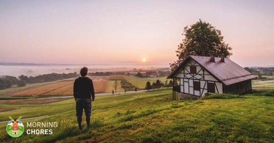 What Self-Sufficient Living is About and 8 Tips on How to Achieve It