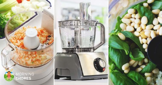 6 Best Food Processor Reviews: the Ultimate Powerful Kitchen Appliance