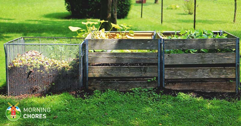 How To Build A Budget Friendly Diy Compost Bin In 3 Different Ways