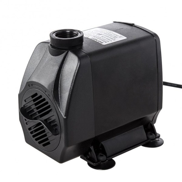 Pond waterfall pumps reviews best waterfall 2017 for Best rated pond pumps