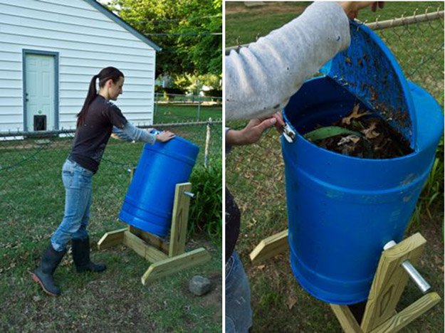 How To Build A Budget Friendly Diy Compost Bin In 3