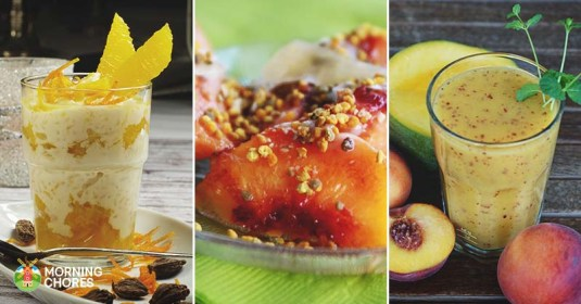 9 Great Peach Recipes to Try Right Now To Make Summer Memorable